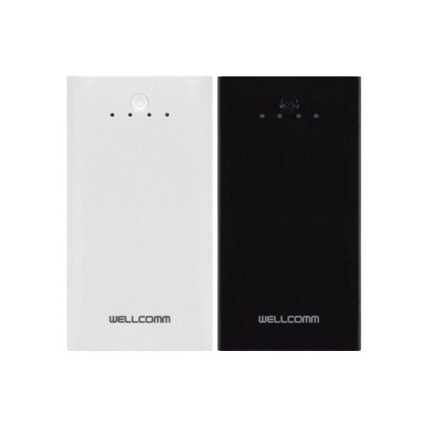 Power Bank Kapasitas 10000mah wellcomm indo pratama product detail